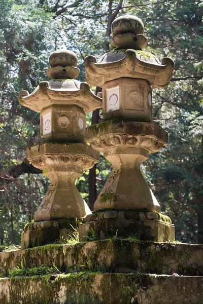 Toro Stone Lanterns, Nara