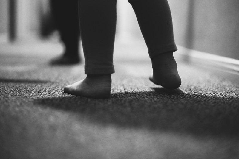 Kalina's Feet