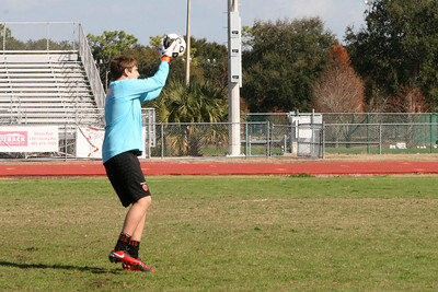 WP Boys Soccer 01-08-11 game