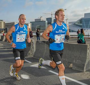 OSLO Maraton  -  2011