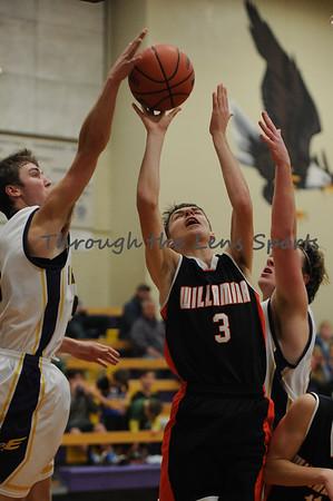 Harrisburg vs. Willamina Boys HS Basketball