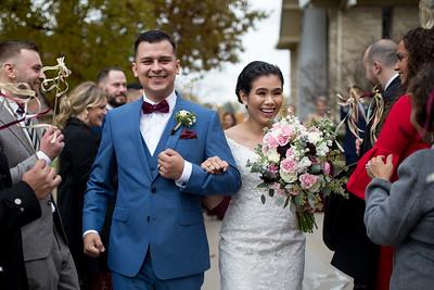Wedding // Joanna  & James