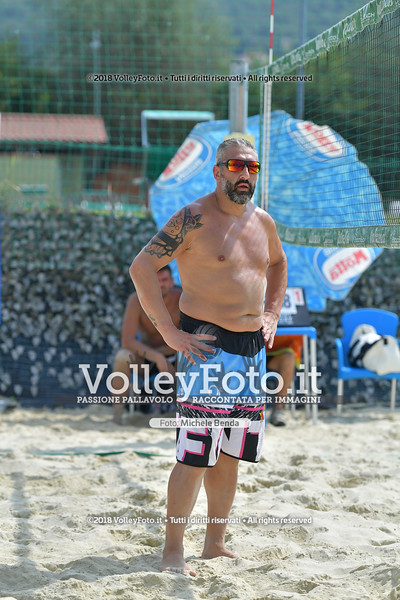 presso Zocco Beach PERUGIA , 25 agosto 2018 - Foto di Michele Benda per VolleyFoto [Riferimento file: 2018-08-25/ND5_8792]