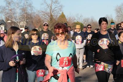 5K at 500M 2016 Kona Cheesecake Run