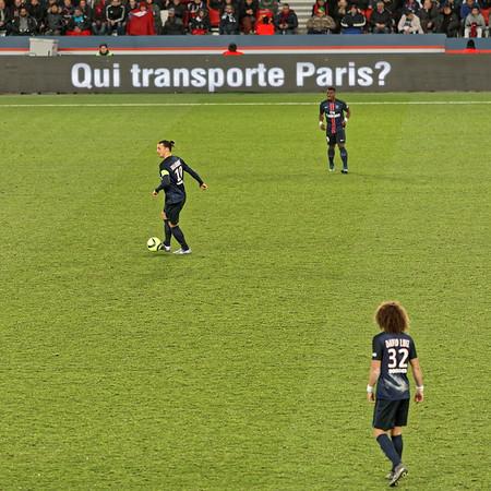 Football - PSG-Angers - Ligue 1