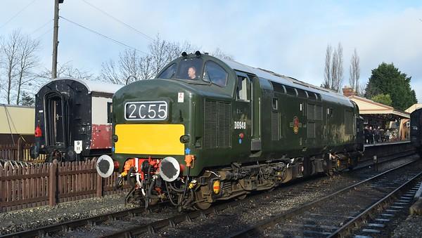UK Rail December 2018