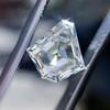 3.16ct Shield Shape Diamond, GIA J VS2 3