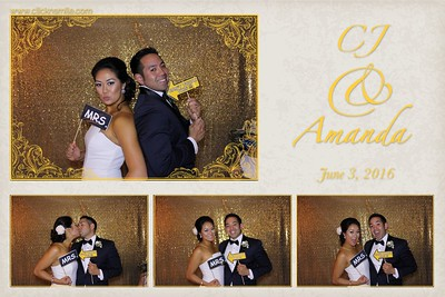 CJ & Amanda Wedding