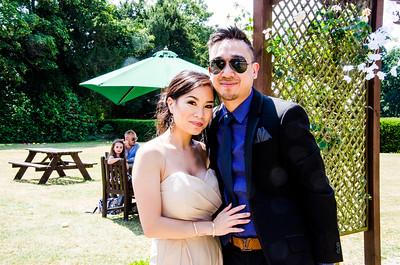David Ly - Wedding Day - 01/07/2018