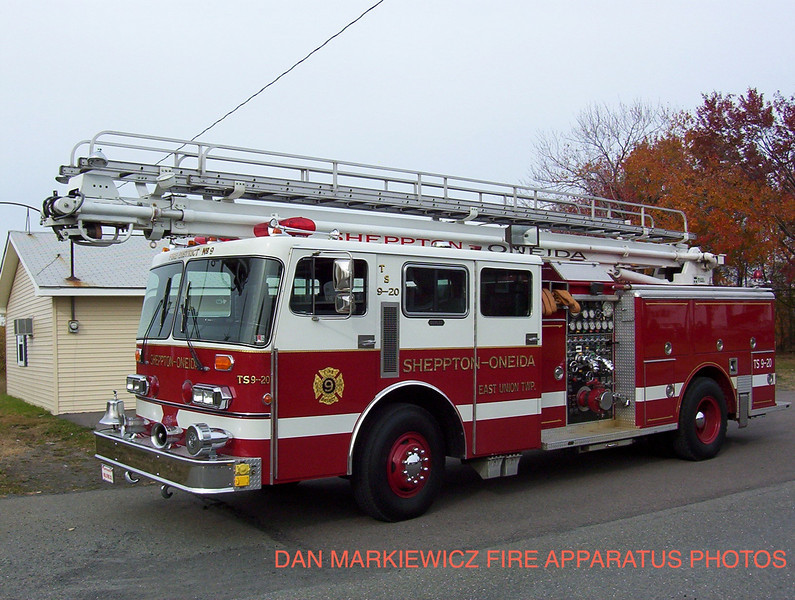 SHEPPTON-ONEIDA FIRE CO.