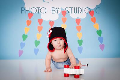 Benjamin 9 months