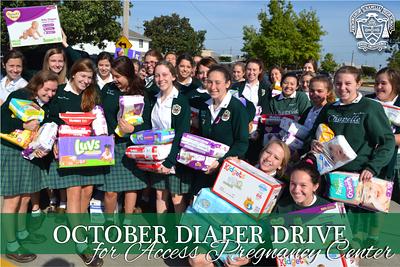 Diaper Drive for Access Pregnancy Center