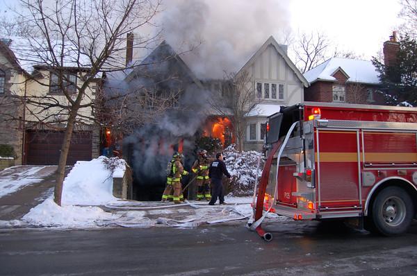 February 26, 2006 - 3rd Alarm - 35 Ardmore Rd