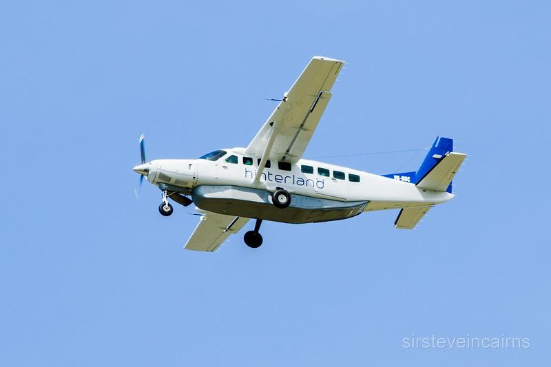 VH-NDC HINTERLAND CESSNA-208