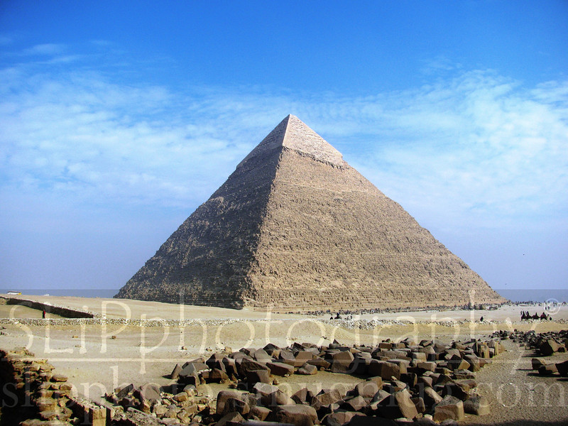 The Second Pyramid