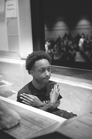 2017 Baptisms