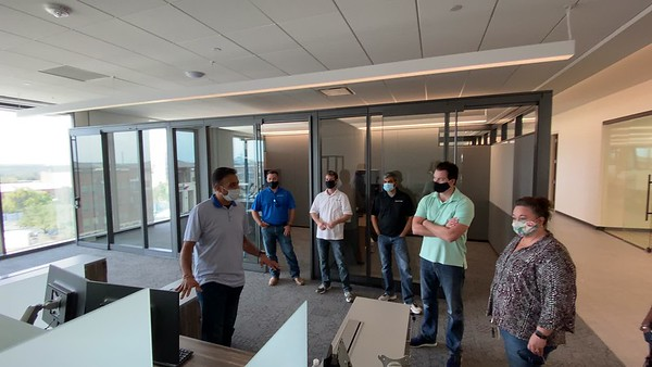 2020-09 - Office Opening Day