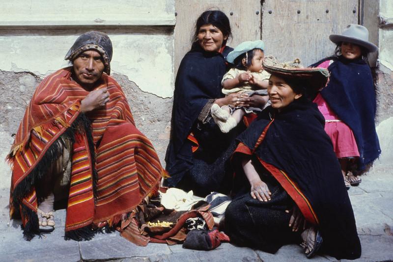Tarabuco, Bolivia 1967
