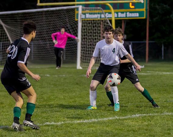 Set seven: Vashon Island High School Boys Varsity Soccer v Klahowya