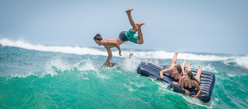 Mattress Surfing 2018