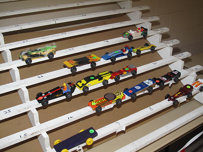Jan 17, 2009 - Pinewood Derby