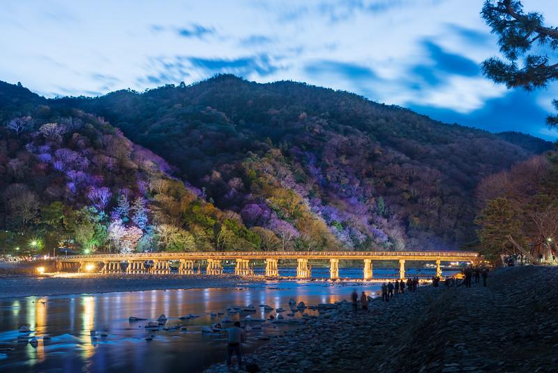 Arashiyama Hanatouro