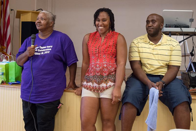 Ivory Family Reunion