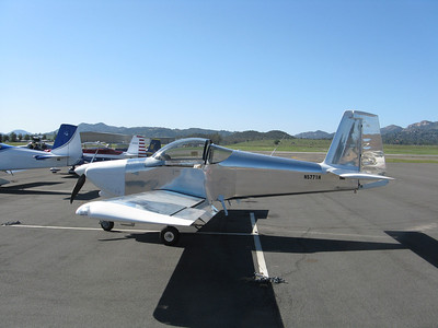 RV Fly-in and BBQ at Ramona