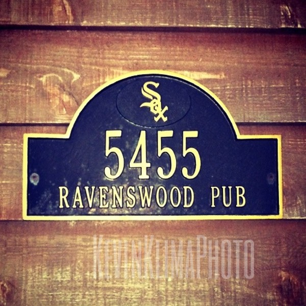 Ravenswood Pub Sign  (closed)