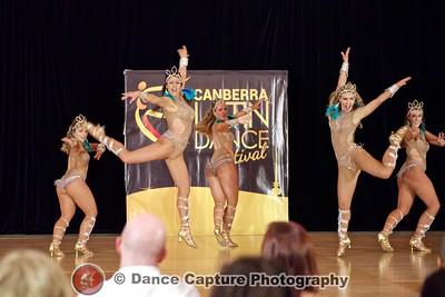 Glamourosas Subsdance Samba