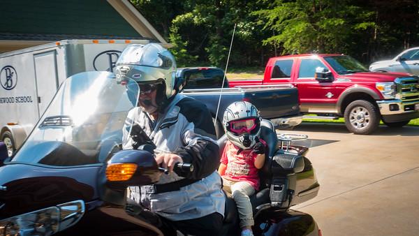 Riding with PawPaw 6/2018
