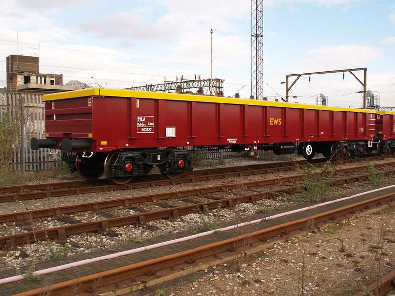 MLA 503527 Willesden Euroterminal 05/03/08