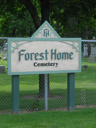 Forest Home Cemetery, Milwaukee