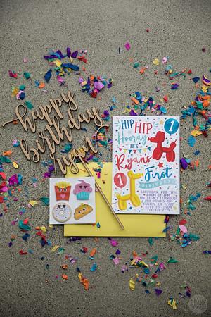 Ryan's 1st Birthday