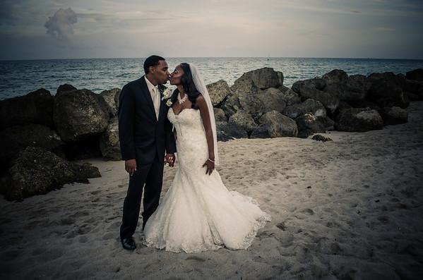 Wedding of Mr and Mrs Wilson