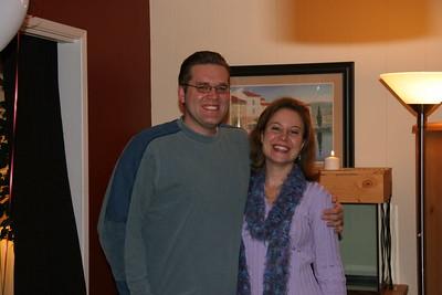 Mary and Steve