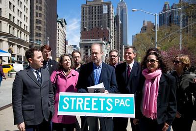 StreetsPAC Press Conference