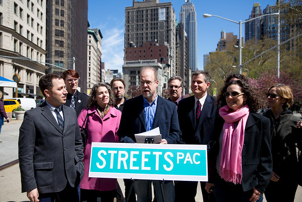 StreetsPAC Press Conference