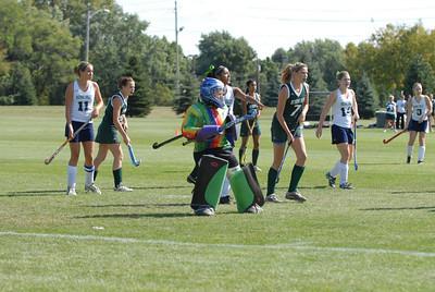 Fall Tournament vs Ottawa Hills - 9-28-2007