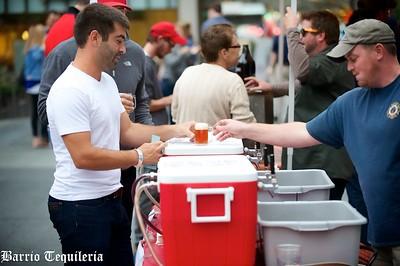 Cincy Beerfest Ft Sqaure 2014