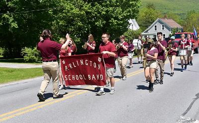 AMHS Loves A Memorial Day Parade I photos by Gary Baker