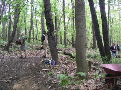 South Park Trail Maintenance - 20080504