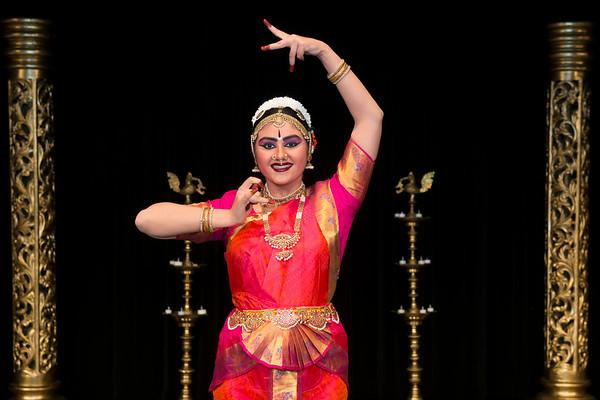 Shanti's Arangetram