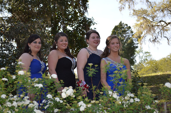 Leanne's Senior Prom April 2014
