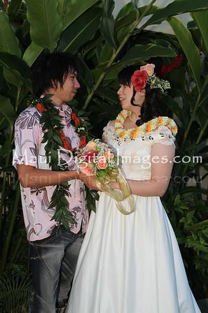 Mr. and Mrs. Naoki and Yasue Kumagai