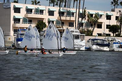 2013 Opti Spring Series Green Fleet