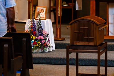 Jacquelyn Dibley's Funeral - April 24, 2015