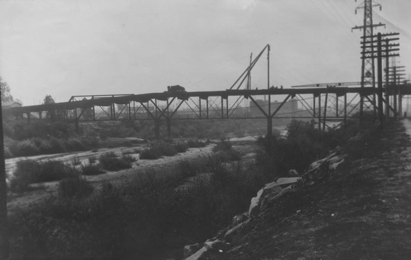1928, Old Spring Street Bridge