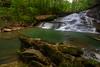 Lower Town Creek Falls