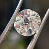 3.56ct Antique Cushion Cut Diamond 31
